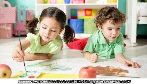 Kreativitas-Anak