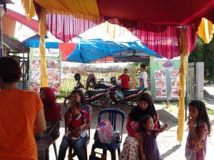 Launching biMBA di Perumahan Bilabong Bogor