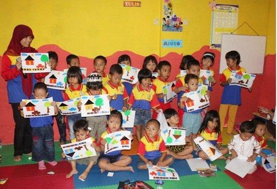 Hasil Karya Anak-anak