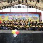 Meriahnya Acara Family Gathering biMBA Se-Jabodetabek