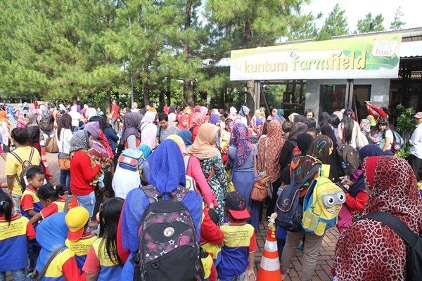 Pengenalan Alam Ala 25 Unit biMBA-AIUEO Se-Wilayah Bekasi