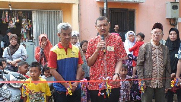 Launching biMBA-AIUEO Unit Saun Pondok Ranggon