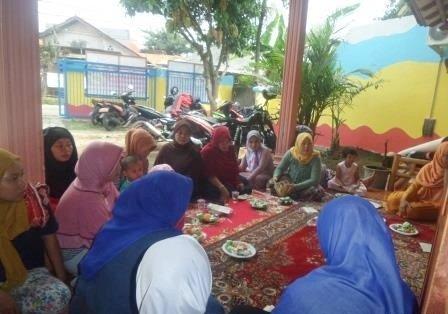 Calon Orangtua Murid yang Hadir di Launching Unit Parung Jaya