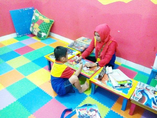 Penerapan Metode biMBA untuk Faiz Si Anak Istimewa