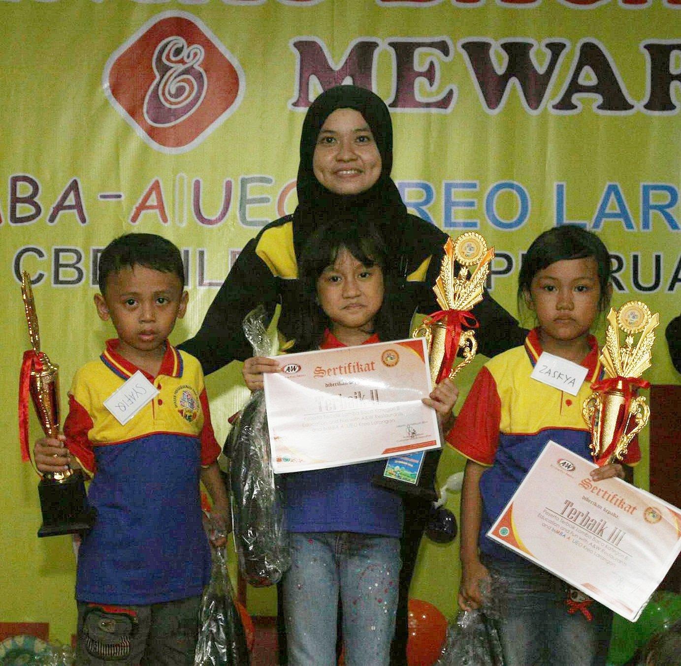 Para Pemenang Lomba