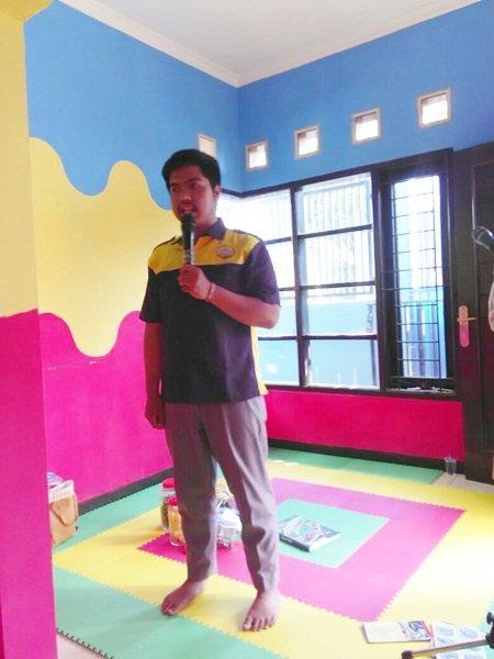 Sambutan Taufan Faizal Muslim