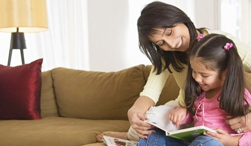 Minat Baca Anak