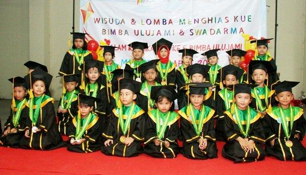 Pelepasan Murid biMBA Swadarma
