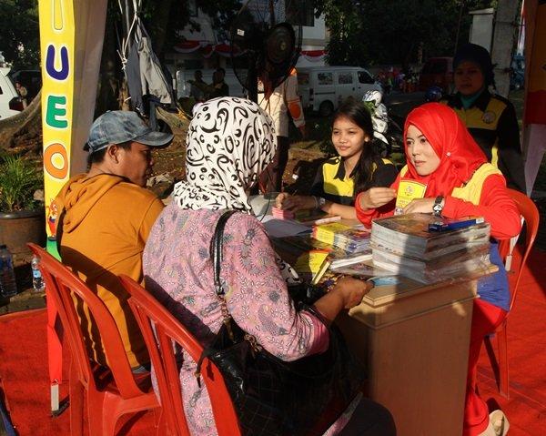 Sosialisasi biMBA di Gebyar PAUD Kota Depok 2016