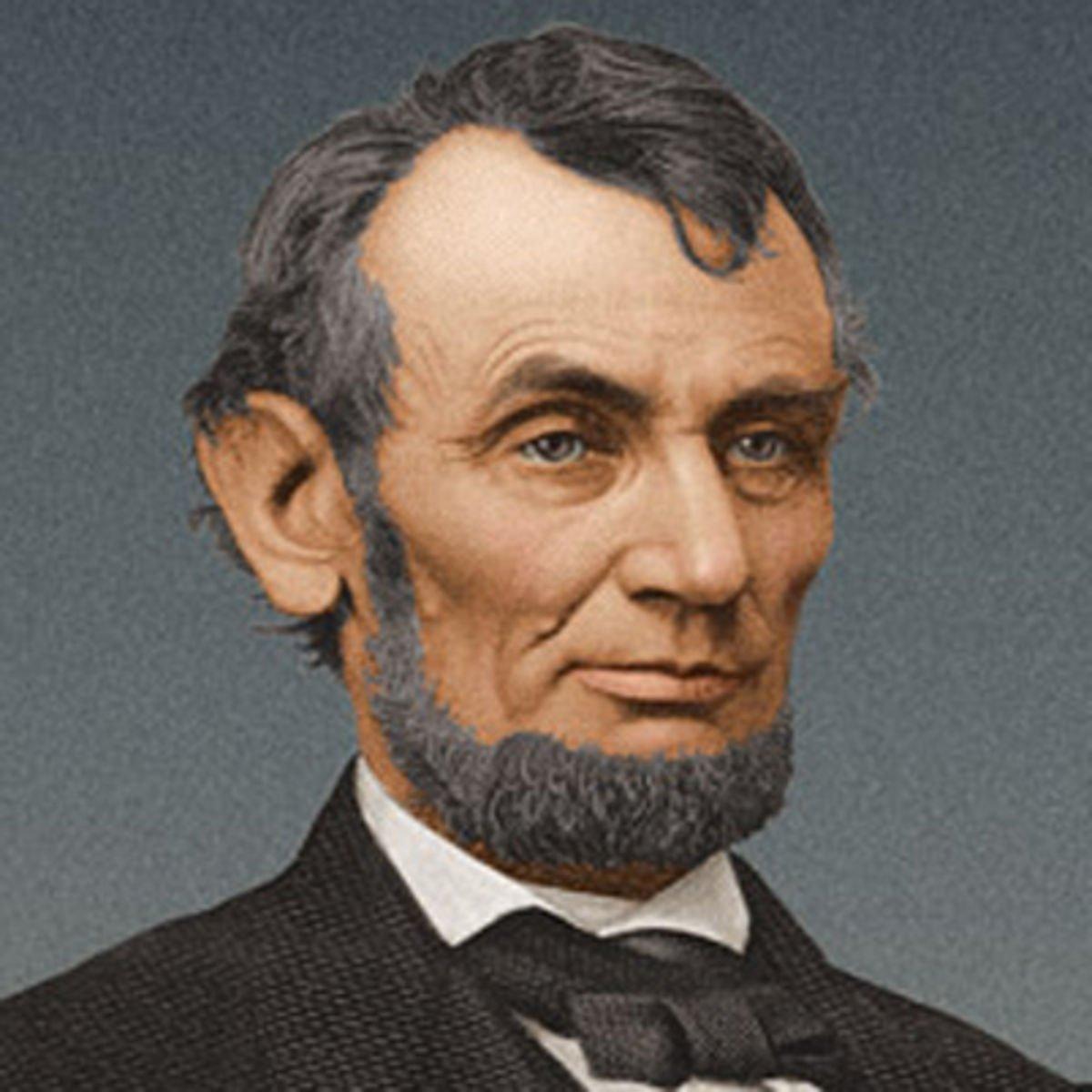 Abraham Lincoln, tokoh terkenal di dunia yang gemar membaca