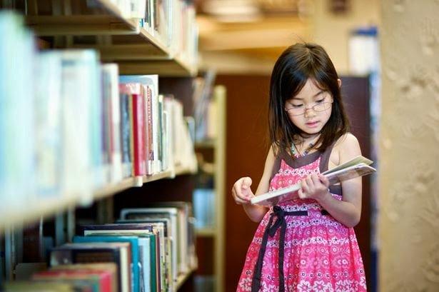 Buat Minat Baca Anak Meningkat