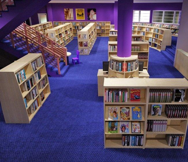 perpustakaan sekolah