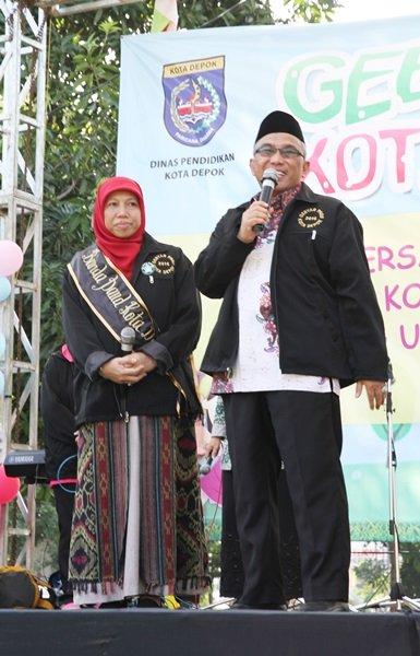 Sambutan Walikota Depok