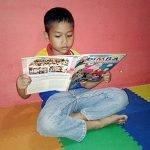 Usaha Menumbuhkan Minat Baca