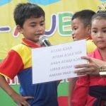 Pentas Baca dan Lomba Mewarnai biMBA Unit Puri Bintaro Hijau