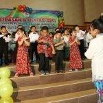 Pembentukan Karakter Anak biMBA Agus Salim