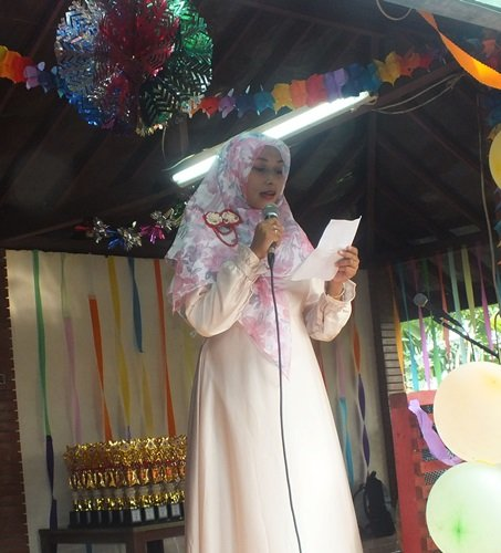 Sambutan Ibu Vitriani Wahyudi, Mitra 4 Unit biMBA