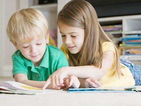 menumbuhkan minat baca