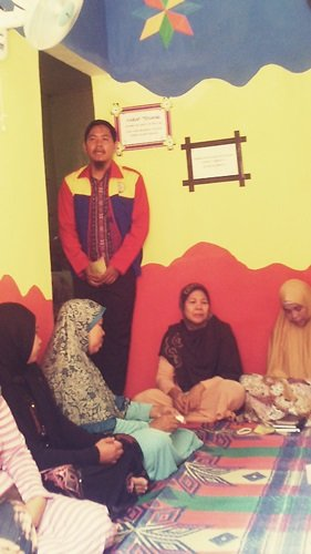 Sambutan dari Bapak Jamalludin