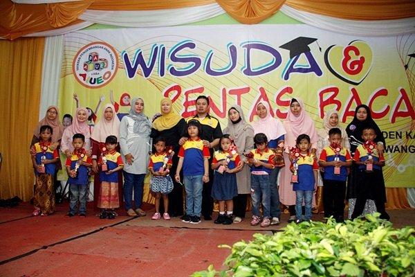 Foto Bersama Para Pemenang Lomba