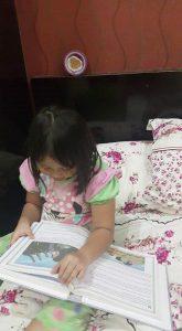 Aya Suka Membaca