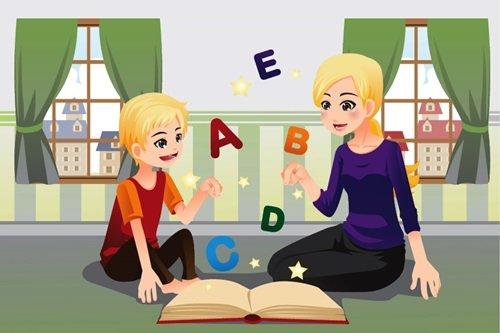 Membaca Bersama Anak
