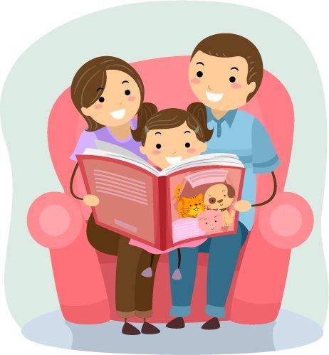Membaca Menguatkan Komunikasi Anak