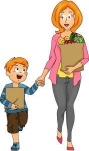 Menanamkan Nilai Baik pada Anak
