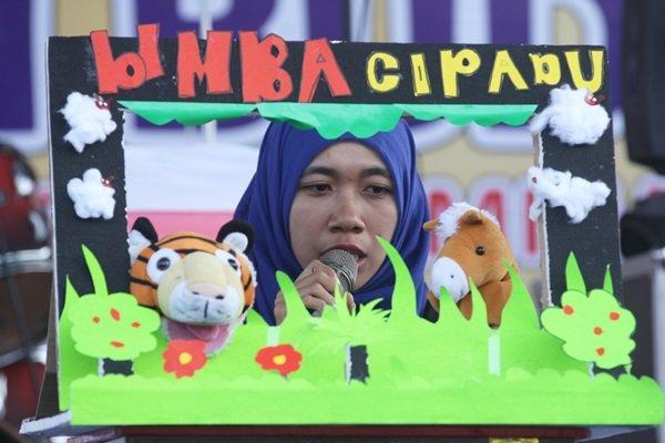 Juara 1 Lomba Mendongeng