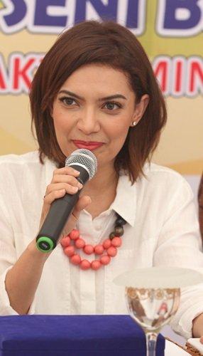 Najwa Shibab, Duta Baca Indonesia 2016-2020