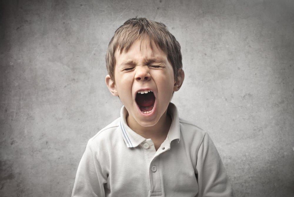 Mengatasi Anak yang Mudah Marah