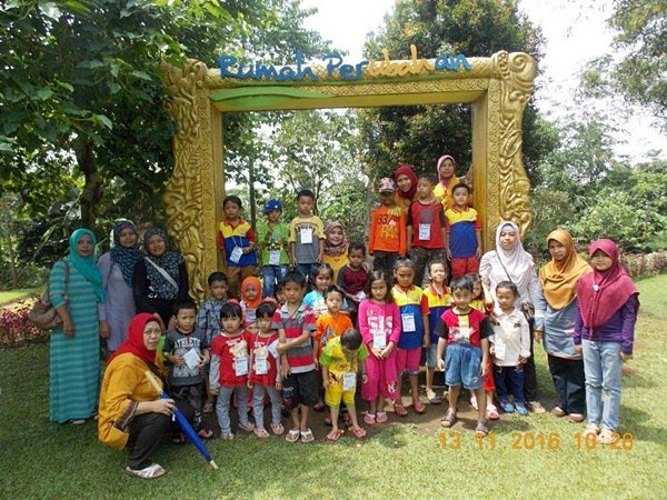 Ada Petualang Cilik di biMBA Sa'un Pondok Ranggon Jakarta Timur