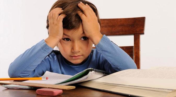 Hambatan Mental pada Anak dalam Belajar