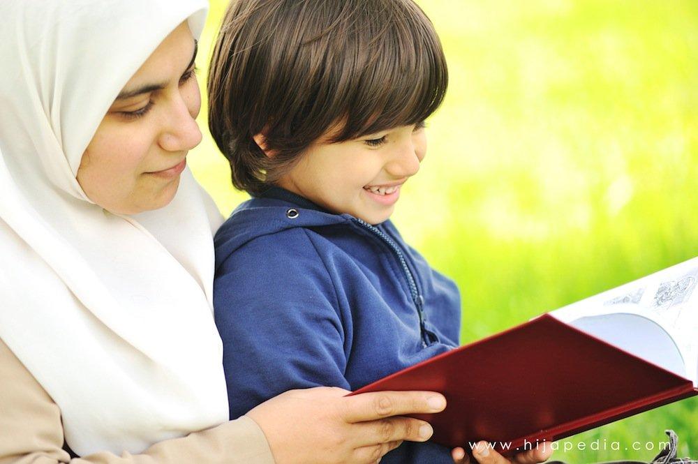 Melatih Anak Agar Senang Belajar