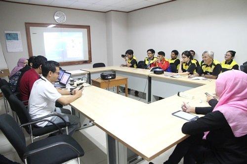 Workshop Penulisan oleh Tim Redaksi Majalah Bobo