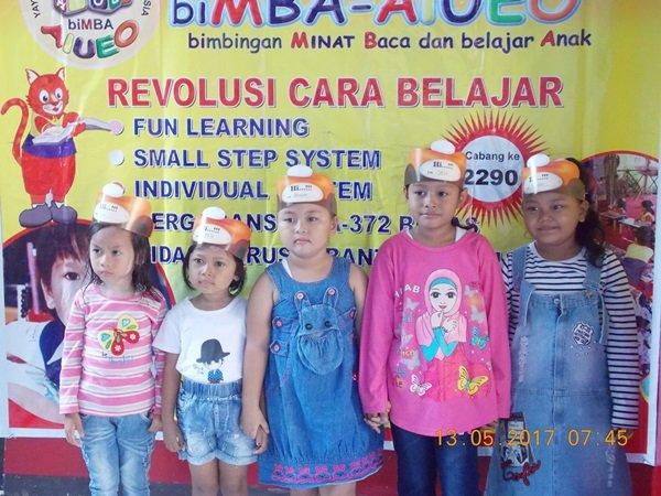 Launching biMBA Jatirangga