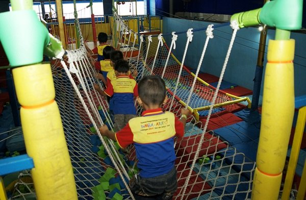 Outbound indoor Kidsplay